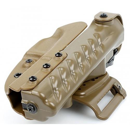TMC Lightweight Plastic Holster for G Series