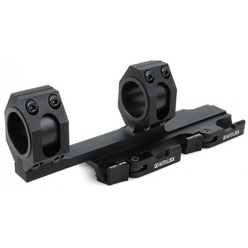 TMC 25-30mm QD Double Scope Mount
