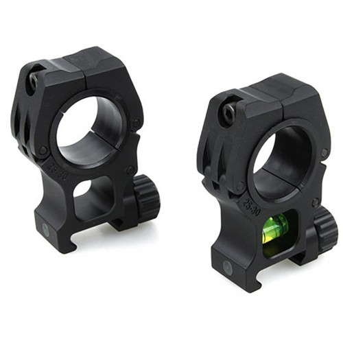 TMC Independent Lightweight Scope Ring Set