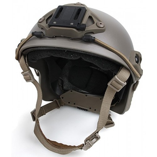 FMA Upgrade Version High Cut Helmet