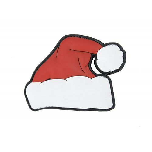 TMC Christmas Hat PVC Patch
