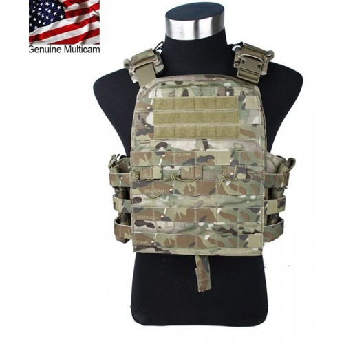TMC Naval Combat Plate Carrier Vest 2016 Version