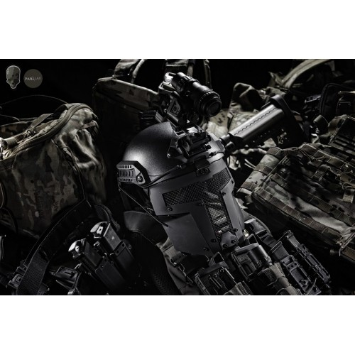 TMC Spartan Metal Mesh Mask