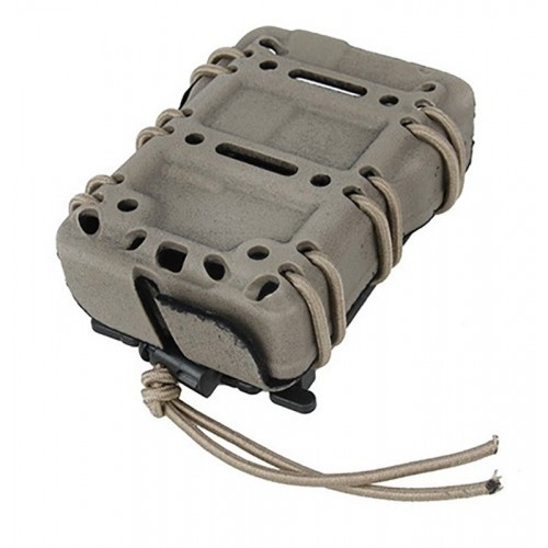 FMA Scorpion 5.56 Mag Carrier with Molle Clip