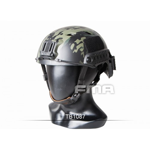 FMA Bump High Cut Helmet