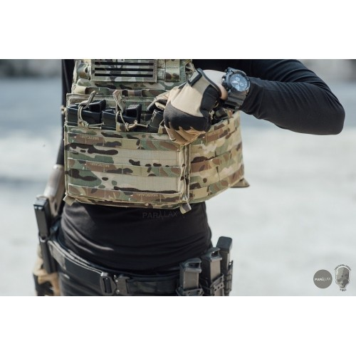 TMC Assault Echo Plate Carrier Vest