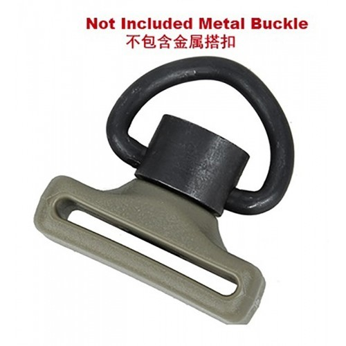 TMC QD Buckle Socket for Molle Webbing