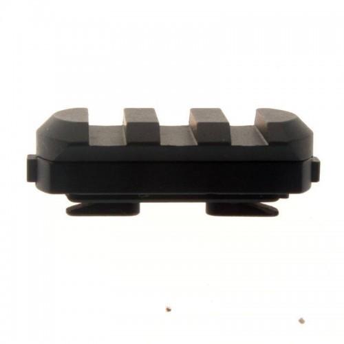 5KU QD Mlock 3 Slot Picatinny Section