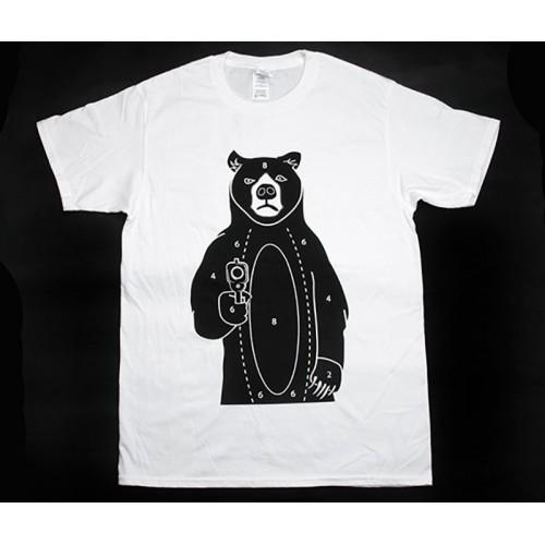 TMC Target Bear Style Cotton T Shirt