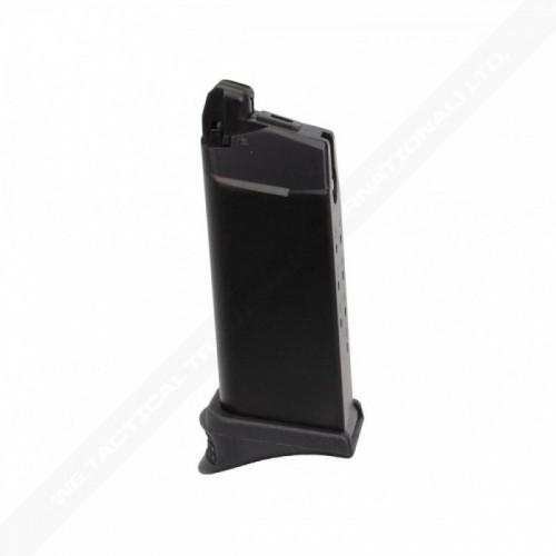 WE 15Rds Glock 26 Series GBB Pistol Magazine