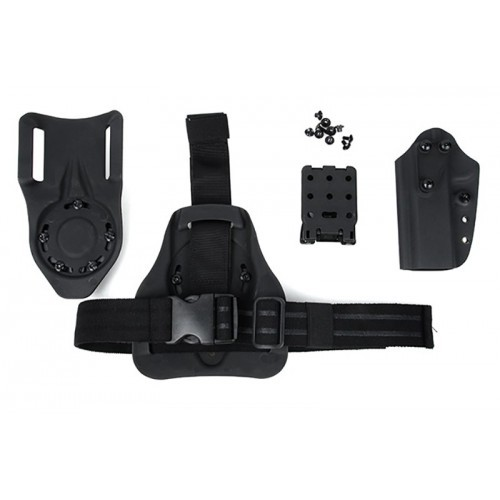 TMC RTI Series Kydex Pistol Holster Set for 1911