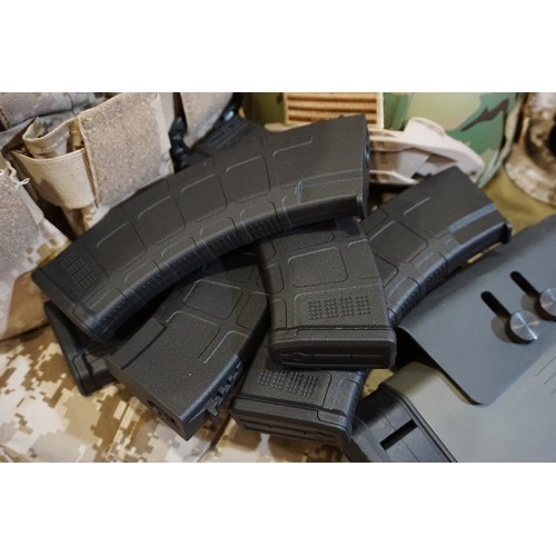 Mag King 180RDS AKM Series AEG Magazine Set (5 Pieces)