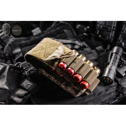 TMC Foldable 18 Rounds Shotgun Shell Pouch
