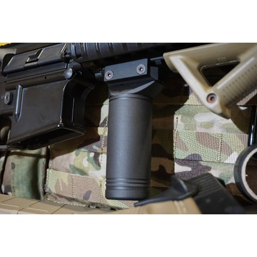 5KU Aluminum Picatinny Rail Vertical Grip