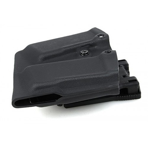 TMC Lightweight Kydex Double Pistol Holster for 1911