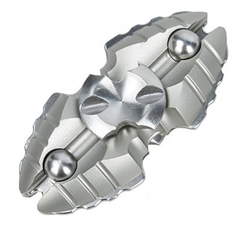 EDC Gear Cicada Stainless Steel Hand Spinner