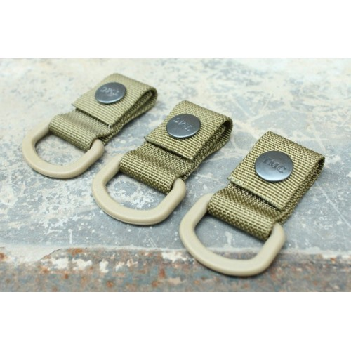 TMC Molle Shackle with D Ring