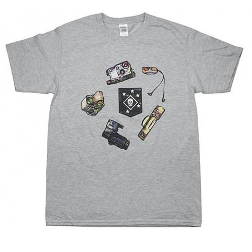 TMC Marine Raider Style Cotton T Shirt