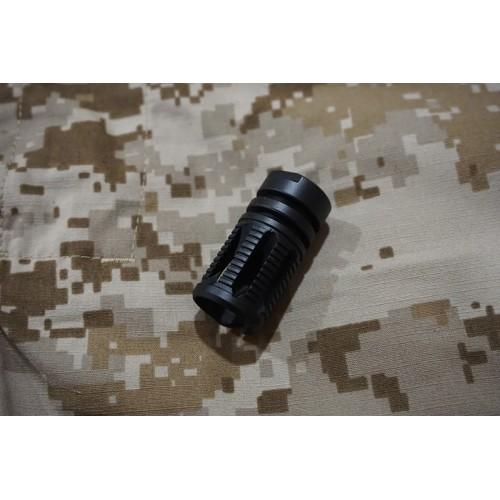 BattleAxe Bird Cage Metal Flash Hider