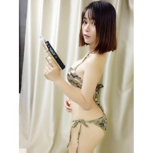 TMC Camo Bikini Swimsuit