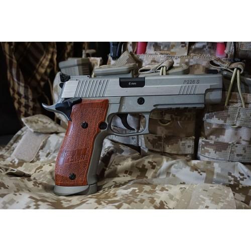 Cybergun Sig P226 X-Five CO2 GBB Pistol