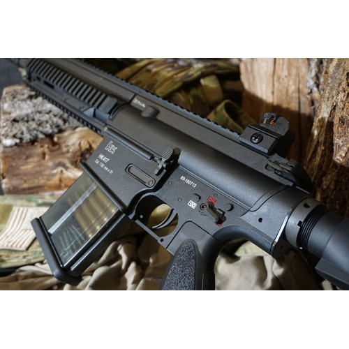 Umarex (VFC) H&K HK417 12 Inch Full Metal AEG Carbine