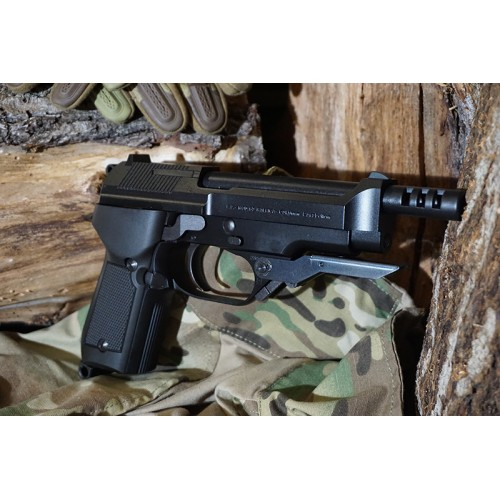 KSC M93R Full Metal GBB Gas Blowback Pistol Gen2