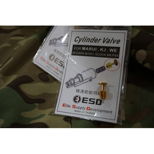 Maple Leaf ESD Cylinder Valve for Marui / WE Glock Series GBB Pistol