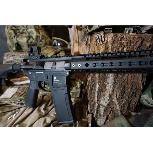 PTS Mega Arms Licensed MKM CQB GBB Gas Blowblack Rifle by KWA