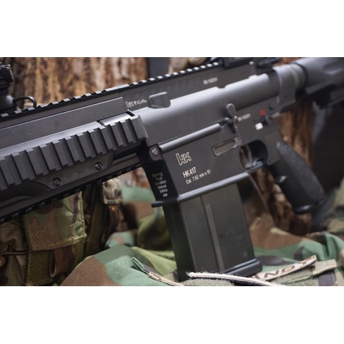 Umarex (VFC) H&K HK417 16 Inch Full Metal AEG Rifle