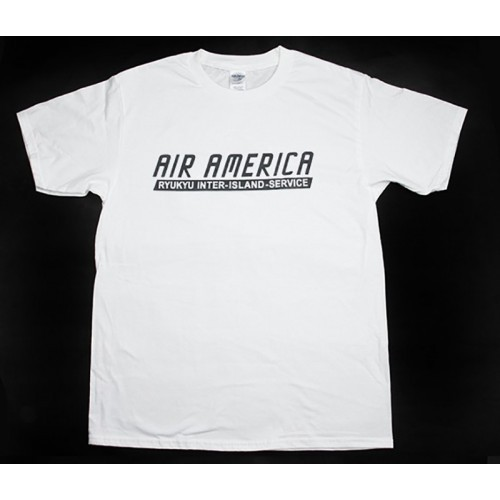 Waterfall Air America Style Cotton T Shirt