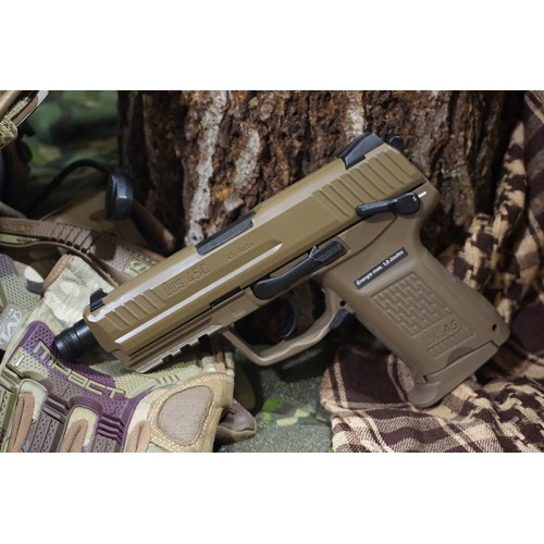 Umarex (VFC) HK45 Compact GBB Gas Blowback Pistol