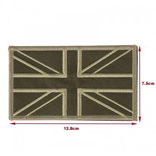 TMC UK Low Vision Flag Patch