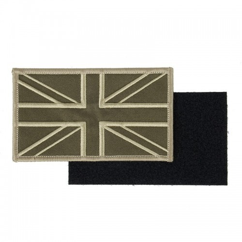 TMC UK Low Vision Flag Patch