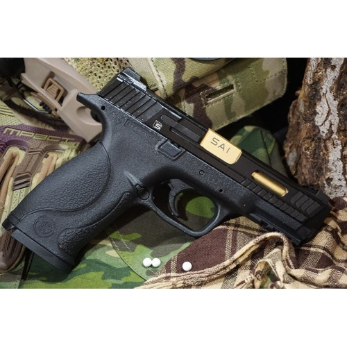 Cybergun Smith & Wesson M&P 9 6mm GBB Pistol