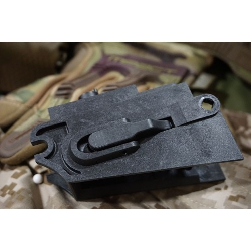BattleAxe G36 Mag Adapter Conversion to AR Type Magazine