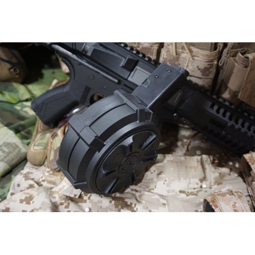 G&G 1700Rds AEG Magazine Drum for ARP9