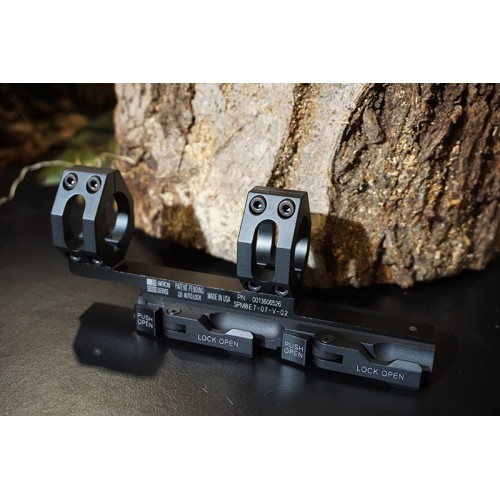 Hero Arms 25MM QD Double Scope Mount