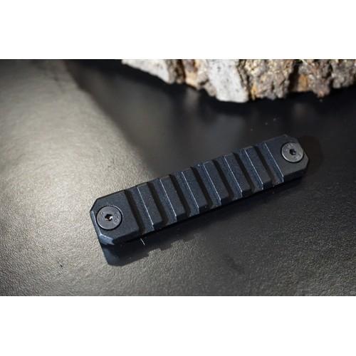 Hero Arms Aluminum Keymod 7 Slot Picatinny Section