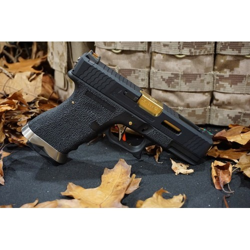 WE Force 19 T1 Version GBB Pistol