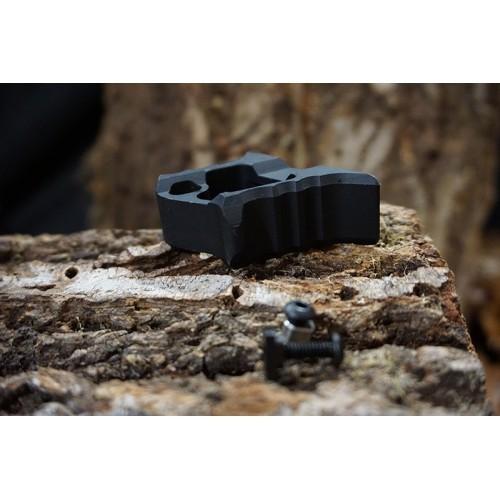 5KU Lightweight Aluminum Compact Grip for M-Lock and Keymod