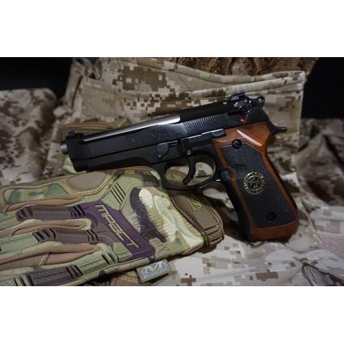 WE Custom Samurai Edge Biohazard M9 GBB Pistol