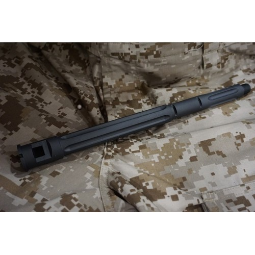 Iron Airsoft 12 Inch HK416 GBB Outer Barrel