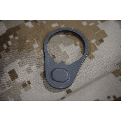 Iron Airsoft Steel Stock Ring