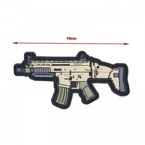 Waterfull MK16 Patch