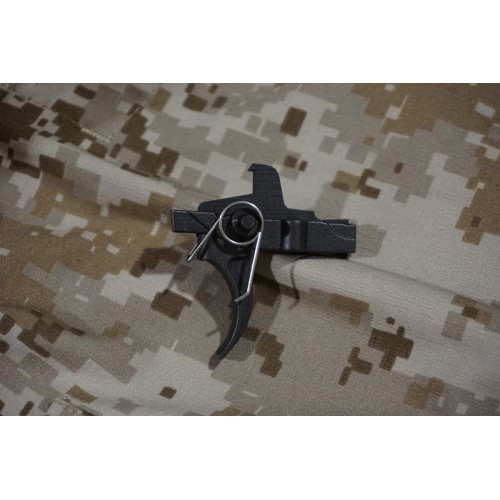 Iron Airsoft KAC Style Steel Trigger