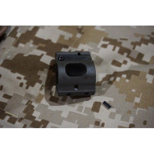Iron Airsoft Lightweight Steel Gas Block