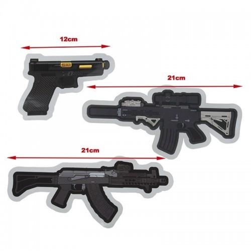 TMC Sticker Set (Set A)