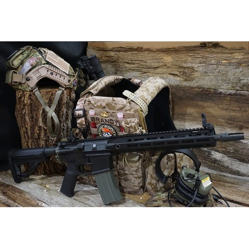 Arrow Dynamic (ARES OEM) Amoeba Octarms Pro SR16 E3 Long Type AEG Rifle