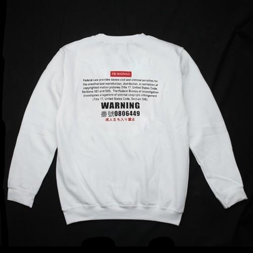 Waterfull Minor Prohibited Style Heavy Blend Crewneck Sweatshirt